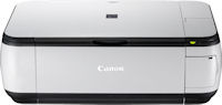 Canon's PIXMA MP490 all-in-one. Photo provided by Canon USA Inc. Click for a bigger picture!