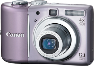 Canon's PowerShot A1100 IS. Photo provided by Canon USA Inc. Click for a bigger picture!