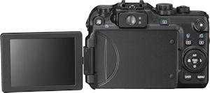 Canon's PowerShot G11 digital camera. Photo provided by Canon USA Inc. Click for a bigger picture!