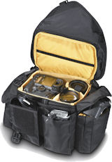 Kata's PR-420 Photo Reporter bag. Photo provided by Kata. Click for a bigger picture!