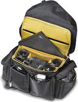 Kata's PR-440 Photo Reporter bag. Photo provided by Kata. Click for a bigger picture!