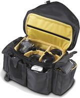 Kata's PR-460 Photo Reporter bag. Photo provided by Kata. Click for a bigger picture!