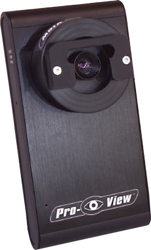 Detail of the Pro-View eyepiece video transmitter. Photo provided by Pro-View. Click for a bigger picture!