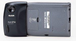 Kodak PalmPix with 3COM Palm IIIx - click for a bigger picture!