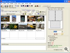 Qimage Pro 2002's interface. Image copyright © 2002, The Imaging Resource.  All rights reserved. Click for a bigger picture!