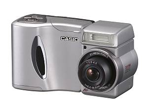Casio's QV-2300UX digital camera