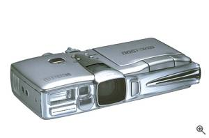 Ricoh's RDC-i500 digital camera. Courtesy of Ricoh. Click for a bigger picture!