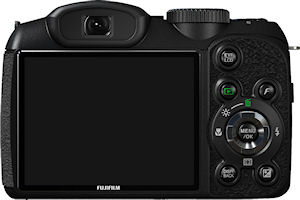 Fujifilm's FinePix S2550HD digital camera. Photo provided by Fujifilm North America Corp. Click for a bigger picture!