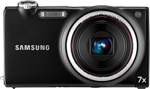 Samsung's CL80 digital camera. Photo provided by Samsung Electronics America Inc. Click for a bigger picture!