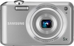 Samsung's SL600 digital camera. Photo provided by Samsung Electronics America Inc. Click for a bigger picture!