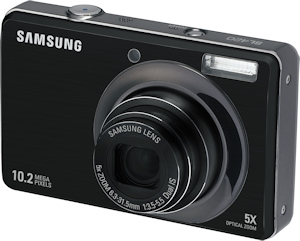 Samsung SL420 digital camera. Photo provided by Samsung Electronics America Inc. Click for a bigger picture!