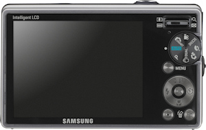 Samsung's SL620 digital camera. Photo provided by Samsung Electronics America Inc. Click for a bigger picture!
