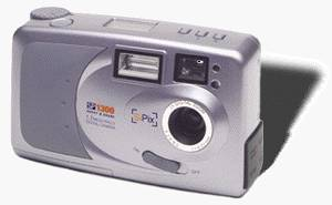 SiPix's SP-1300  digital camera. Courtesy of SiPix.