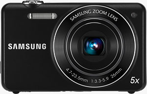 Samsung's ST93 digital camera. Photo provided by Samsung Electronics Inc. Click for a bigger picture!