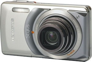 Olympus' STYLUS-7010 digital camera. Photo provided by Olympus Imaging America Inc. Click for a bigger picture!