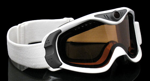 Liquid Image's Summit-series Snow Camera Goggle. Photo provided by Liquid Image Co. LLC. Click for a bigger picture!