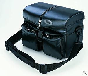 Pro Black Video Camera Case (Large), DPBP03, $49.99. Courtesy of Targus Inc. - click for a bigger picture!