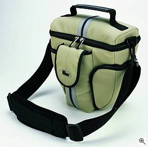 SLR Camera Case (Charcoal), DSSL01, $29.99. Courtesy of Targus Inc. - click for a bigger picture!