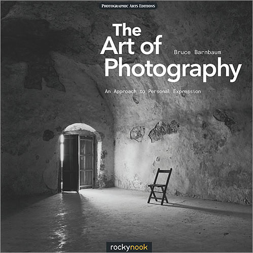The Art of Photography, by Bruce Barnbaum. Image provided by O'Reilly Media Inc.