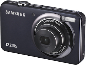 Samsung TL100 digital camera. Photo provided by Samsung Electronics America Inc. Click for a bigger picture!