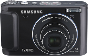 Samsung's TL320 digital camera. Photo provided by Samsung Electronics America Inc. Click for a bigger picture!