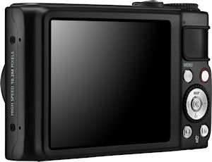 Samsung's TL350 digital camera. Photo provided by Samsung Electronics America Inc. Click for a bigger picture!