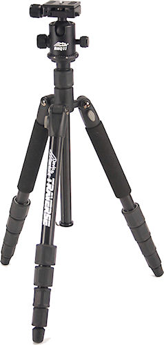 Davis & Sanford's Traverse tripod with BHQ11 ball head. Photo provided by Tiffen Co. Click for a bigger picture!