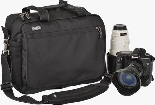Urban Disguise 70 Pro shoulder bag. Photo provided by Think Tank Photo LLC. Click for a bigger picture!