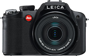 Leica's V-LUX 2 digital camera. Photo provided by Leica Camera AG. Click for a bigger picture!