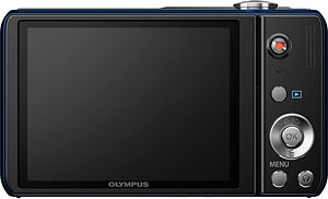 Olympus' VR-320 digital camera. Photo provided by Olympus Imaging America Inc. Click for a bigger picture!