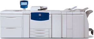 Xerox's iGen 4 Press. Courtesy of Fujifilm, with modifications by Michael R. Tomkins. Click for a bigger picture!