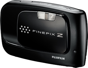 Fujifilm's FinePix Z30fd digital camera. Photo provided by Fujifilm USA Inc. Click for a bigger picture!