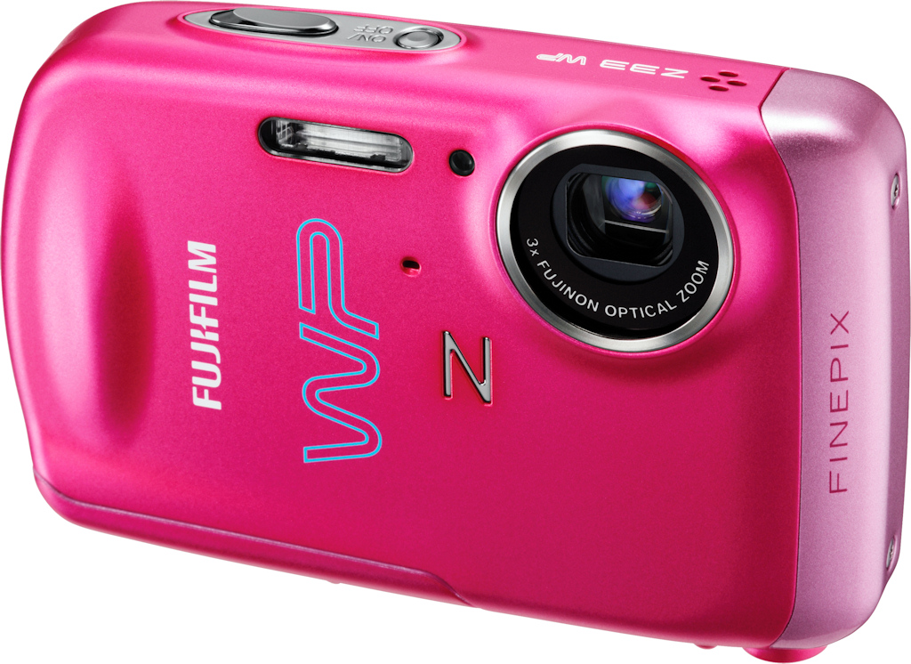 Pma 2009 Fuji Announces Waterproof Z Series Digicam