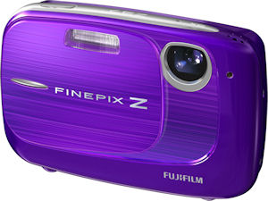 Fujifilm's FinePix Z37 digital camera. Photo provided by Fujifilm USA Inc. Click for a bigger picture!