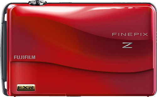Fujifilm's FinePix Z700EXR digital camera. Photo provided by Fujifilm North America Corp. Click for a bigger picture!