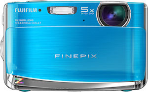 Fujifilm's FinePix Z70 digital camera. Photo provided by Fujifilm North America Corp. Click for a bigger picture!