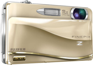 Fujifilm's FinePix Z800EXR digital camera. Photo provided by Fujifilm North America Corp. Click for a bigger picture!