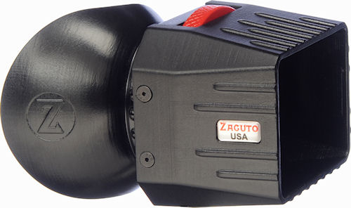 Zacuto's Z-Finder V2. Photo provided by Zacuto USA. Click for a bigger picture!