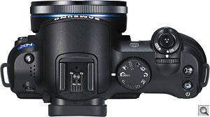 Samsung NX digital camera. Click for a bigger picture!