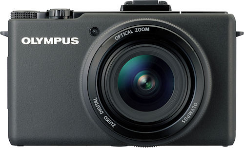Olympus' unnamed Zuiko-based compact camera. Photo provided by Olympus Imaging America Inc.
