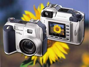 Epson's PhotoPC 3000Z digital camera