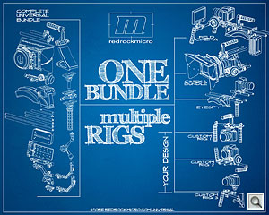 Redrock Micro Universal Bundles. Click for a larger image!