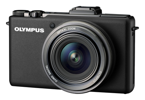 Olympus' unnamed Zuiko-based compact camera. Photo provided by Olympus Europa Holding GmbH.