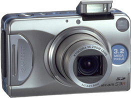 Finecam S3R (Blue?