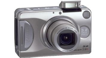 Finecam S3R0(silver)