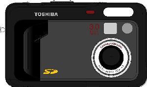 Toshiba PDR-3300A