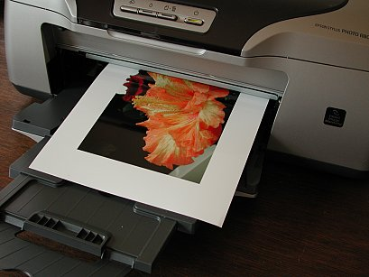 Digital Imaging Printer Review Epson Photo Stylus R800