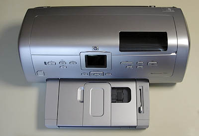 Steves Digicams - HP Photosmart 7960 Photo Printer