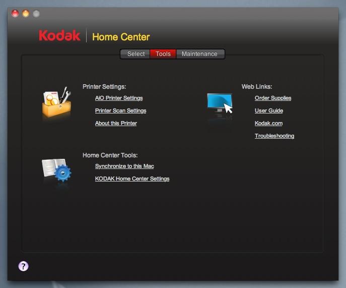 Kodak printer drivers for mac catalina
