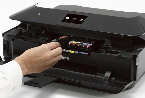 imaging resource printer review  canon pixma mg6320